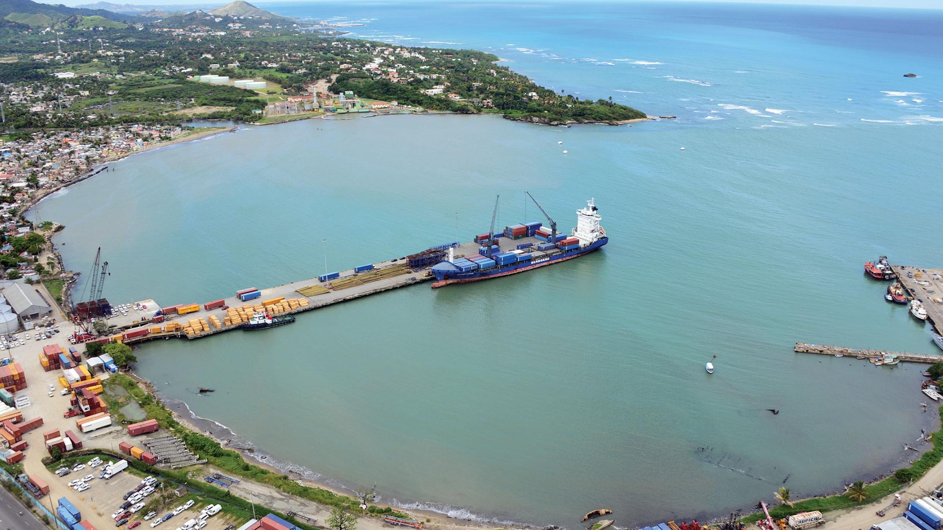 Puerto de Puerto Plata